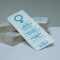 Higiéniai papírzacskó