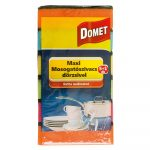 Domet Maxi mosogatószivacs dörzsivel 5+1db