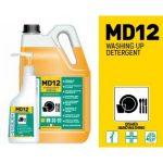 Interchem MD12 kézi mosogatószer ultrakoncentrátum