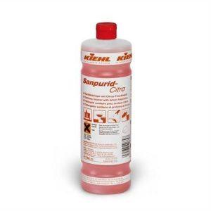Kiehl szanitertisztító 1 literes flakon kiszerelésben