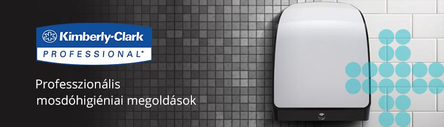 Kimberly-Clark mosdóhigiéniai megoldások
