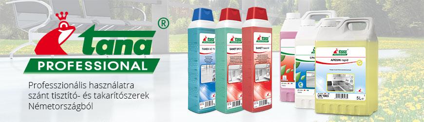 tana Professional tisztító- és takarítószerek