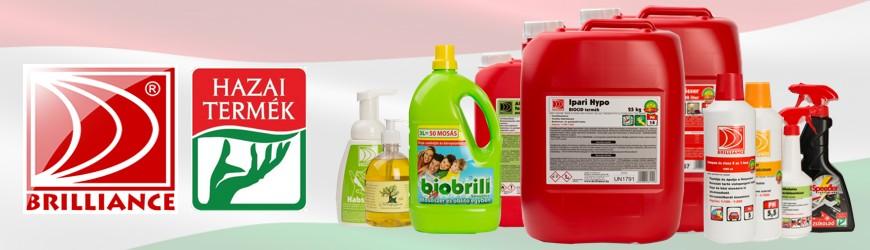Brilliance - 100% magyar tisztítószerek