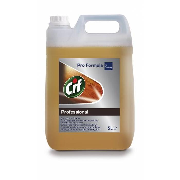Cif Professional Wood Floor Cleaner