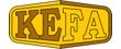 KEFA márkalogó