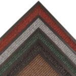 Termékfotó: beltéri szennyfogó szőnyegek színvariációkban